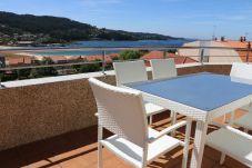 Apartamento en Cangas - Apartamento con aparcamiento a260 mde la playa