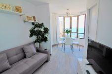 Apartamento en Benidorm - Apartamento para 3 personas a50 mde la playa