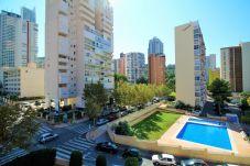 Apartamento en Benidorm - Apartamento para 4 personas a550 mde la playa
