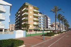 Apartamento en Peñiscola - Apartamento de 1 dormitorios a100 mde la playa