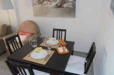 Apartamento en Peñiscola - Apartamento con aparcamiento a50 mde la playa