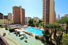 Apartamento en Benidorm - Apartamento para 4 personas a500 mde la playa