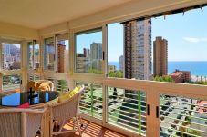 Apartamento en Benidorm - Apartamento de 1 dormitorios a150 mde la playa
