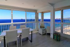 Apartamento en Benidorm - Apartamento con piscina a5 mde la playa