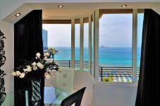 Apartamento en Benidorm - Apartamento con piscina a20 mde la playa