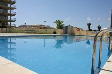 Apartamento en Peñiscola - Apartamento con aparcamiento a500 mde la playa