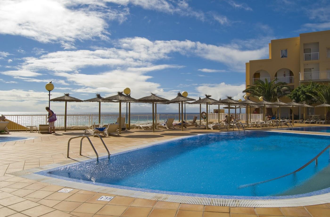 Hotel sbh jandia resort en morro jable fuerteventura viajes carrefour - Apartamentos todo incluido fuerteventura ...