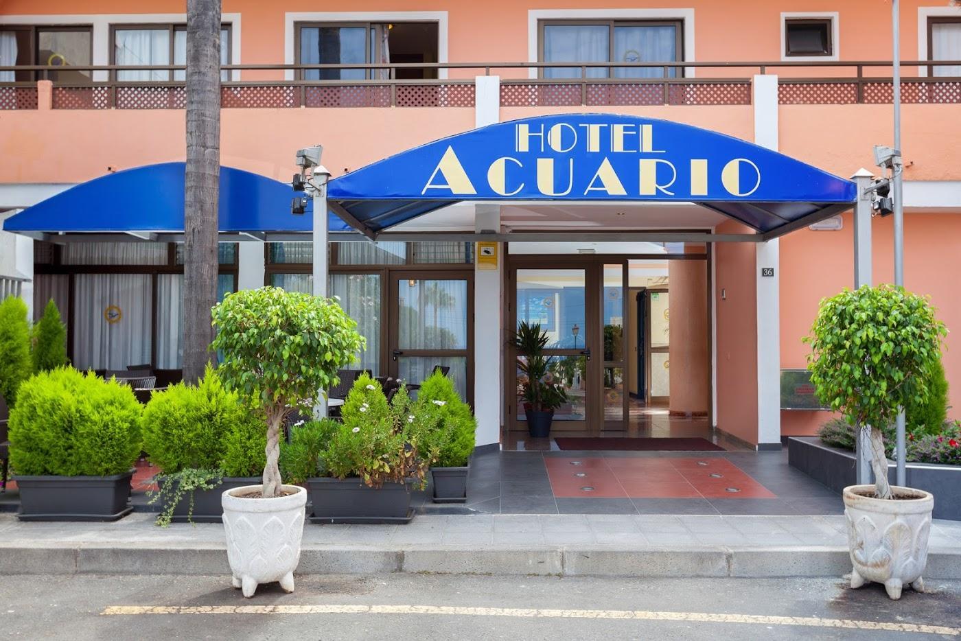 Hotel acuario en puerto de la cruz viajes carrefour - Hoteles baratos puerto de la cruz ...