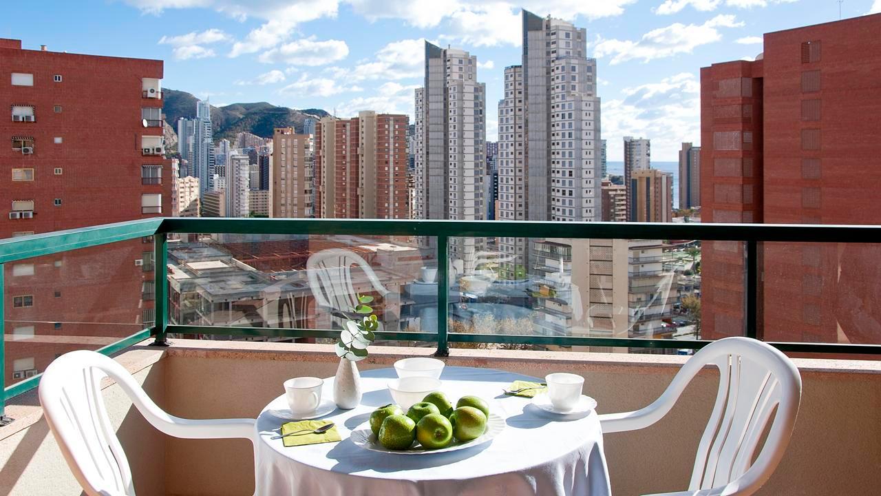 Hotel apartamentos paraiso centro en benidorm viajes carrefour - Apartamento en benidorm barato ...