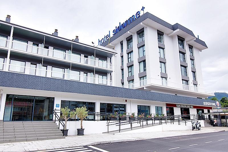 Hotel sidorme donostia san sebastian aeropuerto en san for Hoteles con habitaciones familiares en san sebastian