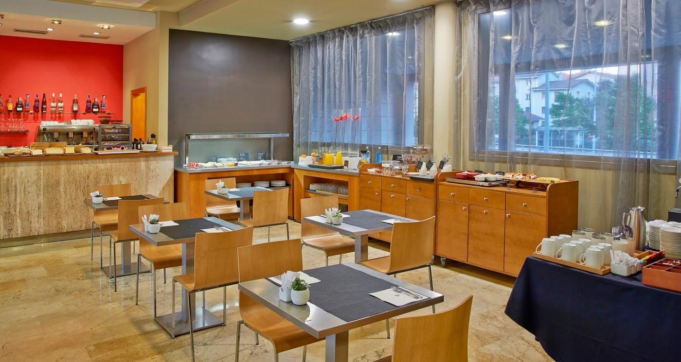 Hotel hesperia donosti en san sebasti n viajes carrefour for Hoteles con habitaciones familiares en san sebastian