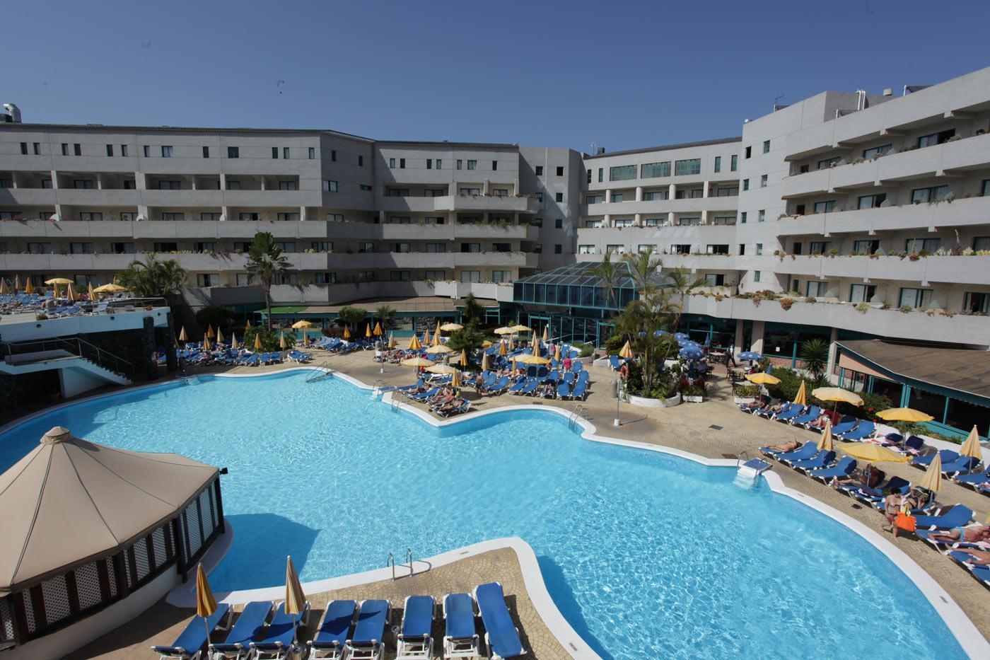 Hotel gran hotel turquesa en puerto de la cruz viajes - Hoteles en puerto de la cruz baratos ...
