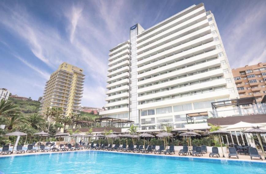 Hotel sol costa atlantis en puerto de la cruz viajes carrefour - Hotel sol puerto de la cruz ...