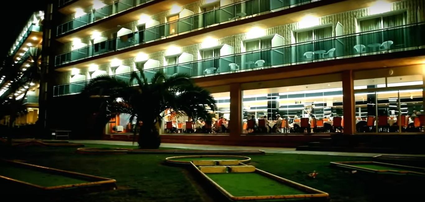 Surf Mar Hotel 40*