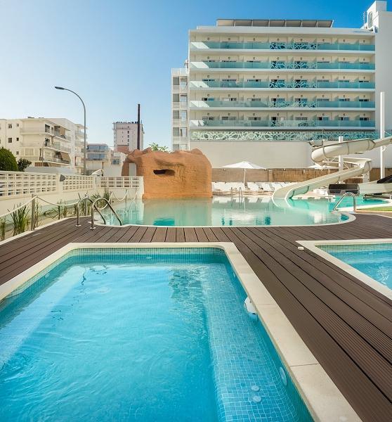 Hotel magic aqua villa luz en gand a viajes carrefour - Apartamentos baratos gandia ...