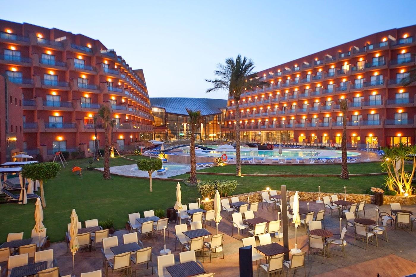 Protur Roquetas Hotel & Spa 50*