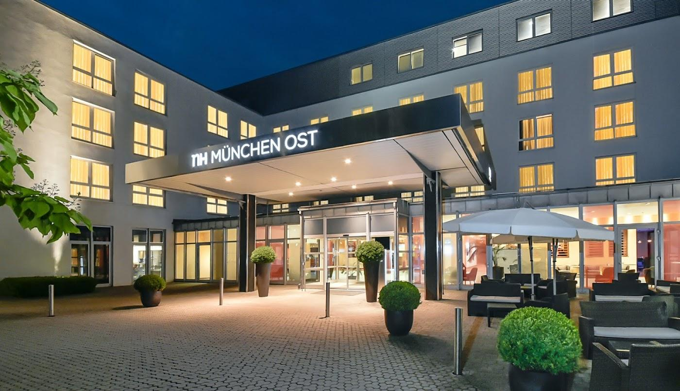 hotel nh muenchen ost conference center en aschheim viajes carrefour. Black Bedroom Furniture Sets. Home Design Ideas