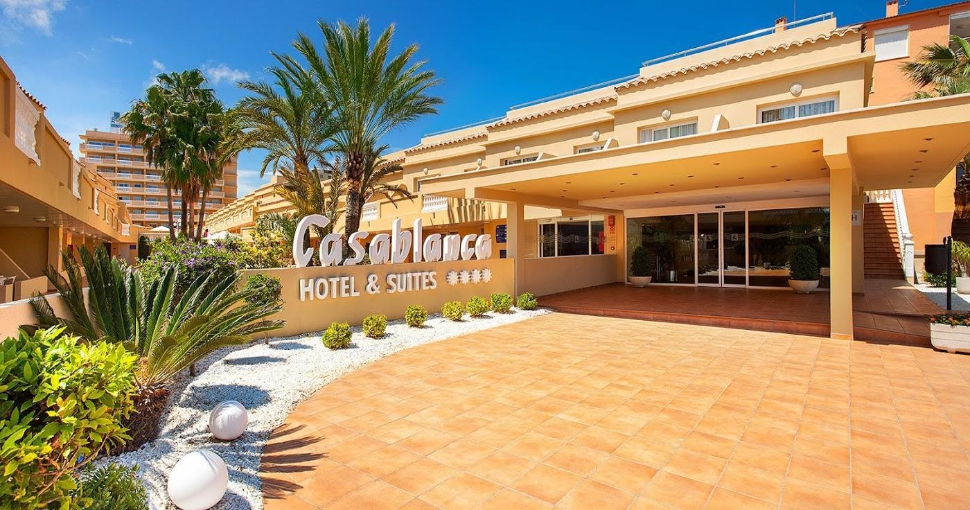 Hotel Rh Casablanca Suites 40*