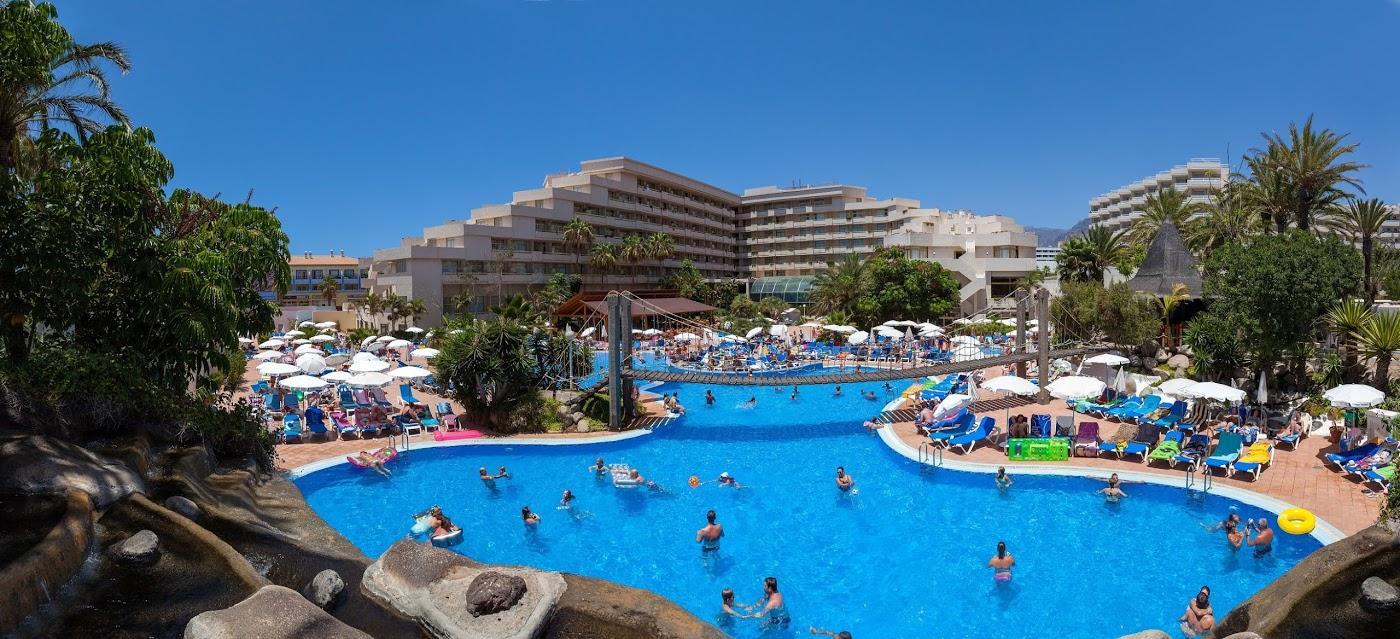Hotel best tenerife en playa de las am ricas viajes carrefour - Apartamentos baratos playa de las americas ...