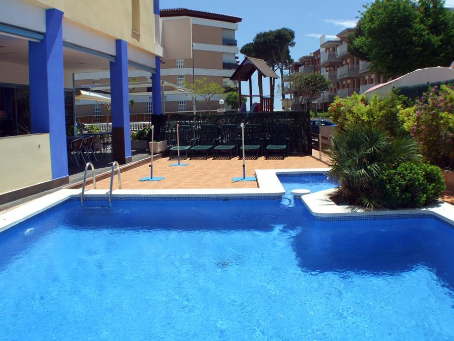 Hotel costa verde apartamentos en cambrils viajes carrefour - Tarifa apartamentos baratos ...