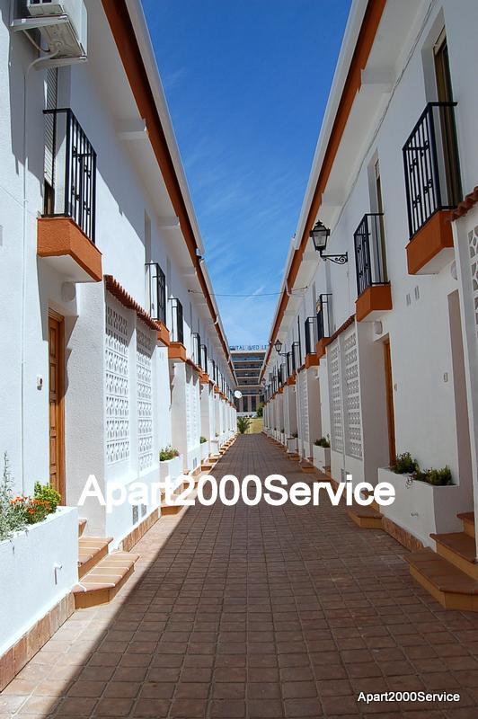 Hotel apartamentos rinconada real en benidorm viajes carrefour - Apartamento en benidorm barato ...