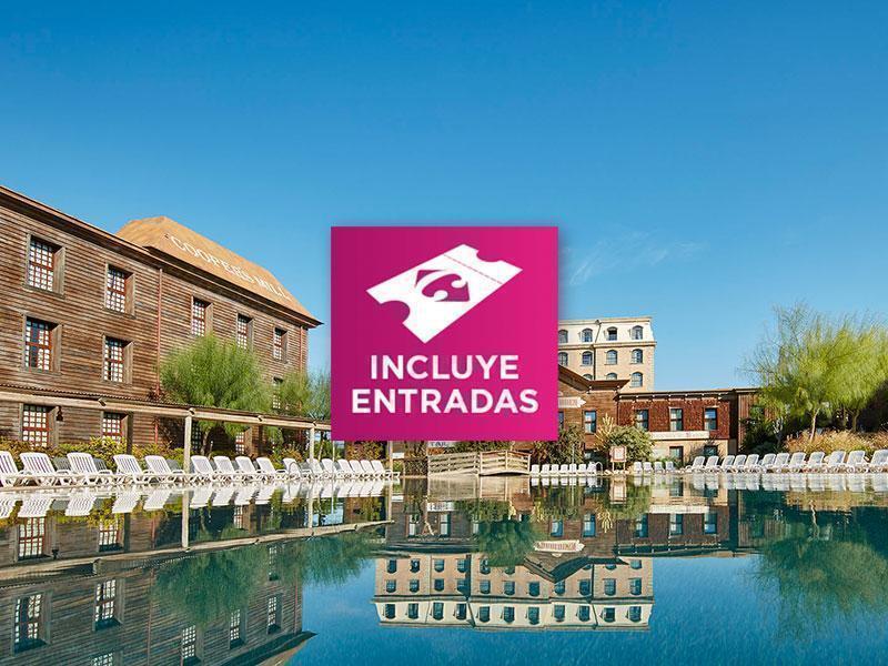 Port Aventura  Portaventura Hotel Gold River 40*