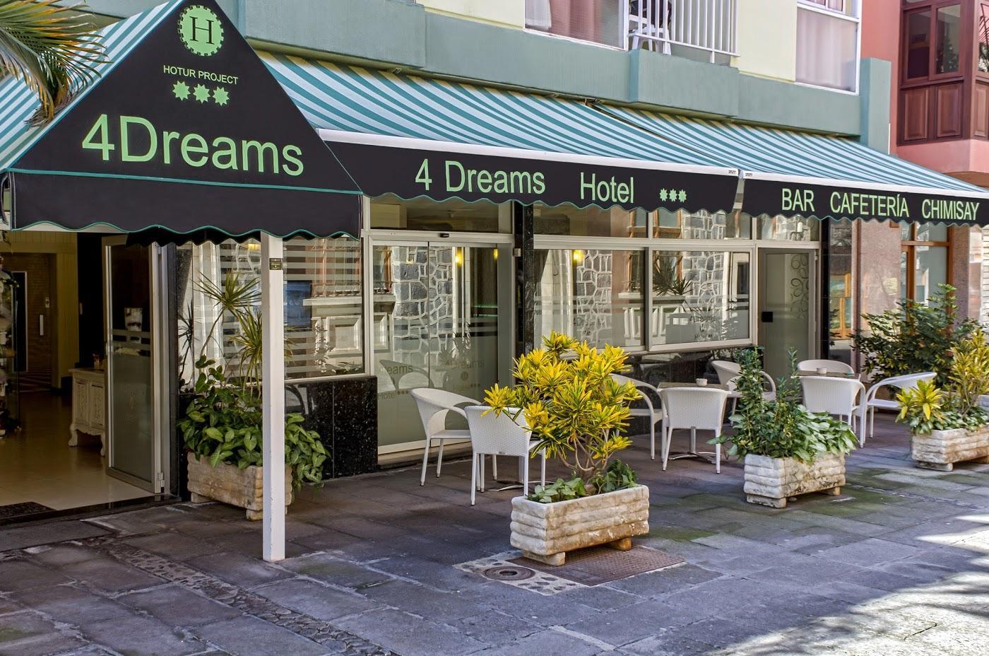 Hotel 4 dreams en puerto de la cruz viajes carrefour - Hoteles en puerto de la cruz baratos ...