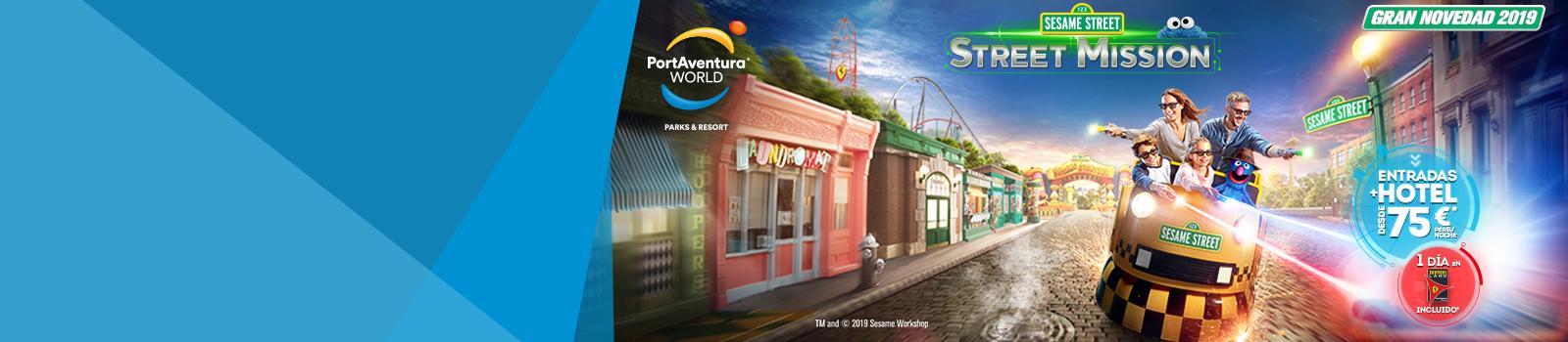 Oferta Hoteles PortAventura