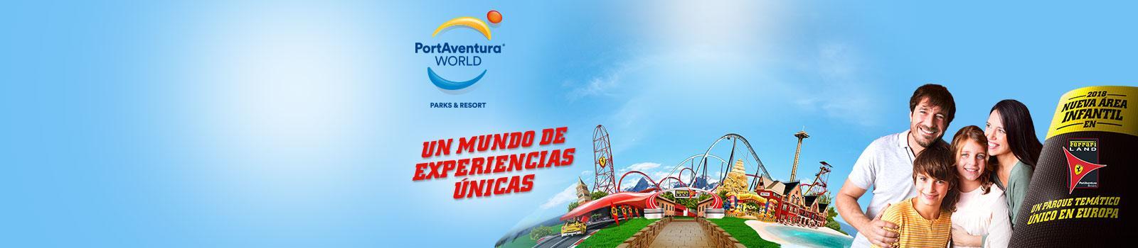 Oferta Hotel + Entrada Port aventura