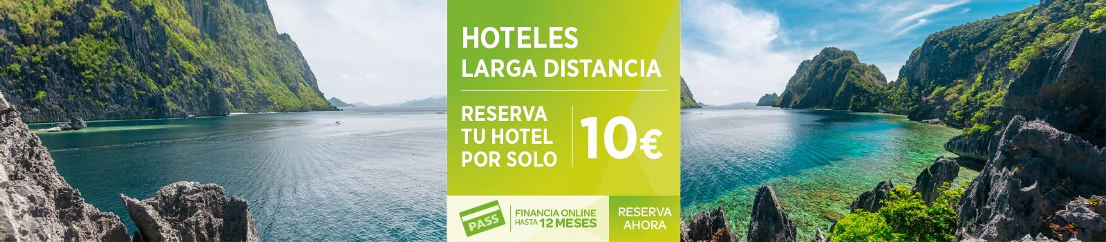 Oferta Hoteles Larga Distancia