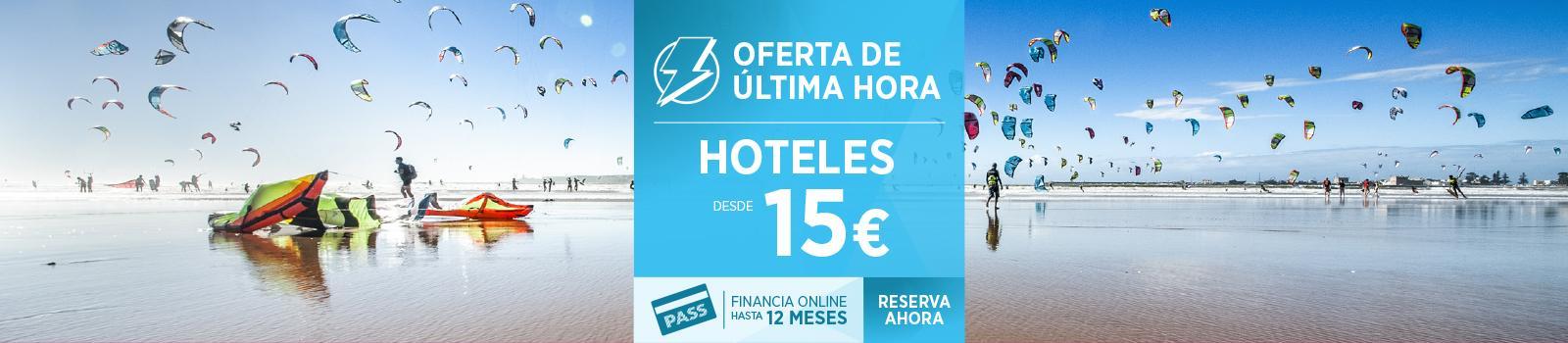 Ofertas Hoteles Última Hora