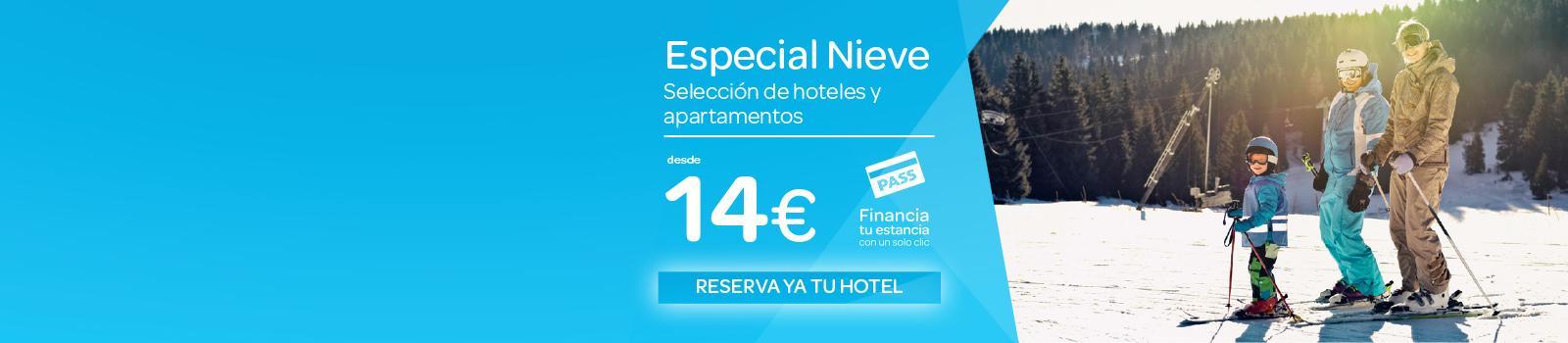 Ofertas Hoteles Nieve