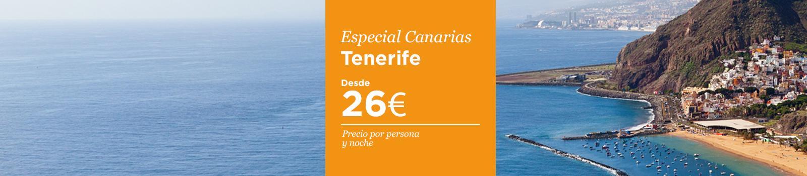 Hoteles en Canarias