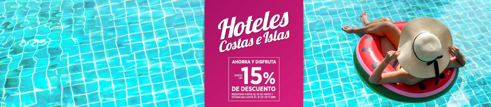 Hoteles con descuento Playa