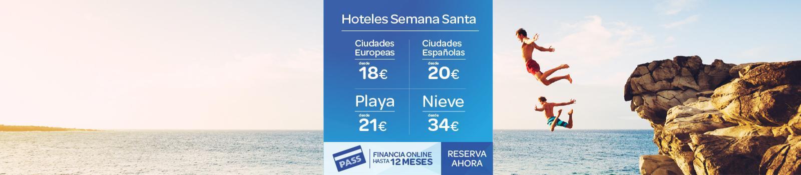 Ofertas Hoteles Semana Santa