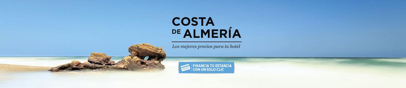 Hoteles en Almeria