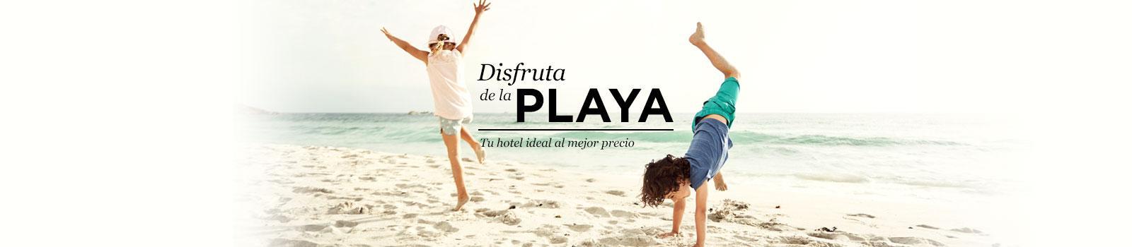 Hoteles Playa baratos Ofertas