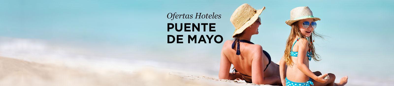 Hoteles baratos Puente de Mayo