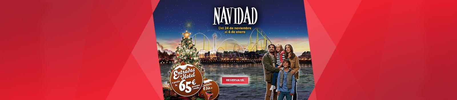 Port Aventura Oferta Navidad