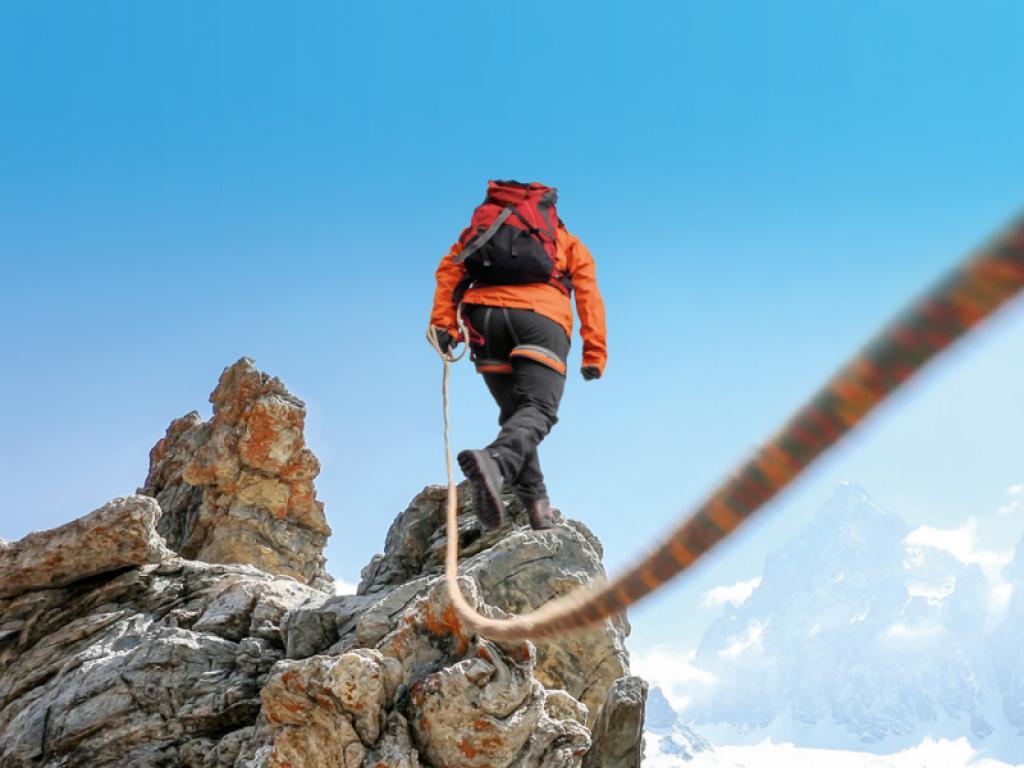 La vida es bella - Conquista la Montaña