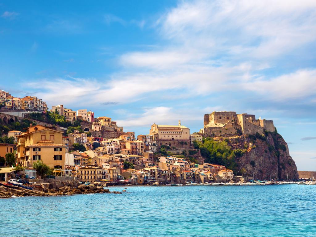 Mediterráneo, Sicilia, Costa Cruceros, Costa Smeralda