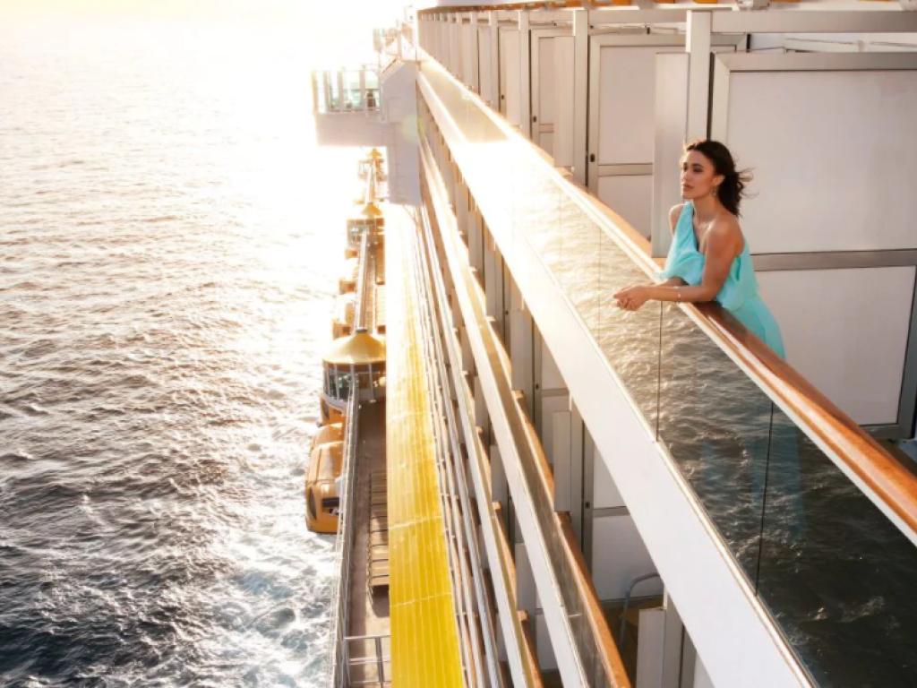 Costa Cruceros, Costa Smeralda