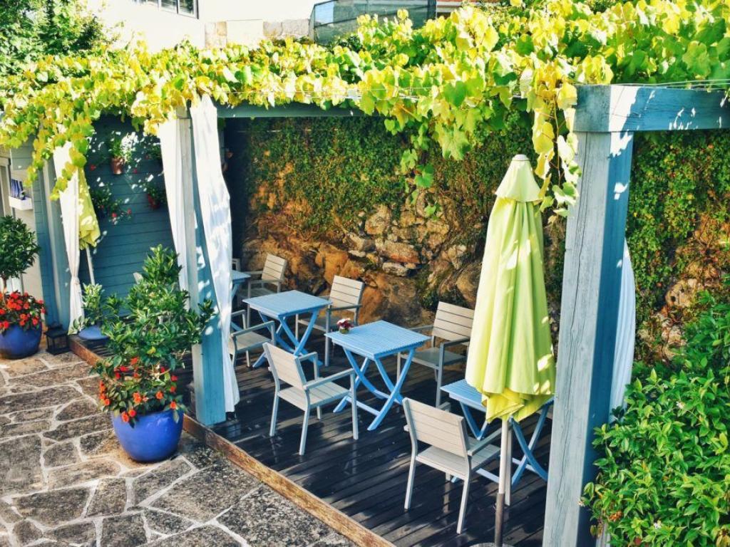 Hotel Quinta de San Amaro, hotel gastronómico en Pontevedra
