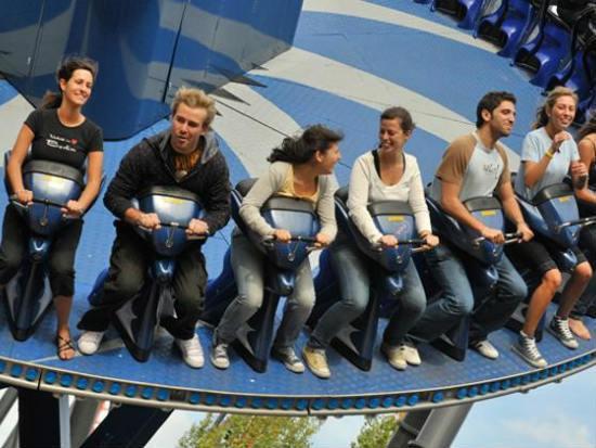Atracciones Parque de Atracciones Madrid