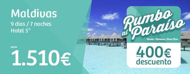oferta Maldiva Todo Incluido
