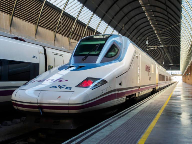 AVE Sevilla - Madrid