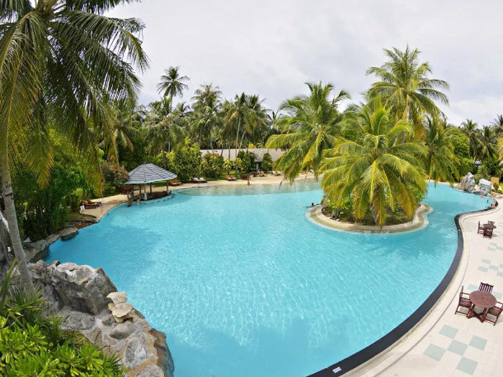 Hotel Sun Island Resort & Spa 5*, Maldivas